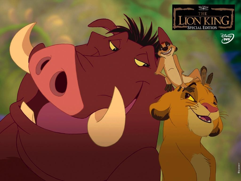 Cartoon Music Timon & Pumba